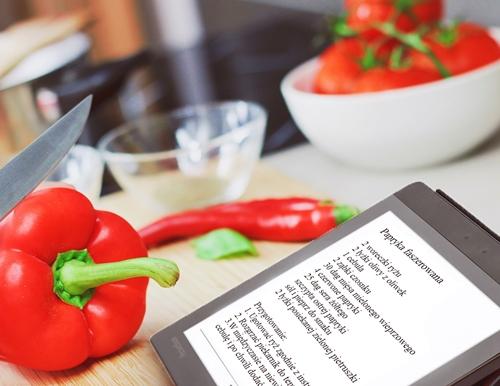nietypowe_zastosowania_czytników_czytio_pocketbook_inkpad_książka_kucharska