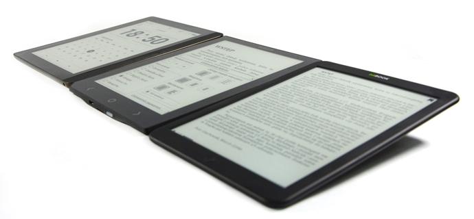 inkbook8_vs_PocketBook_inkpad_vs_Cybook_Ocean