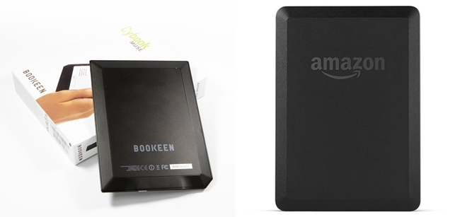 cybook muse kindle 7
