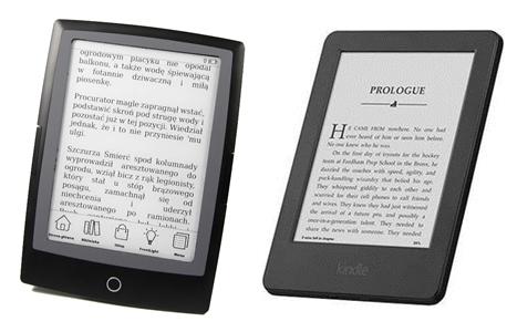 Cybook Odyssey Kindle 7