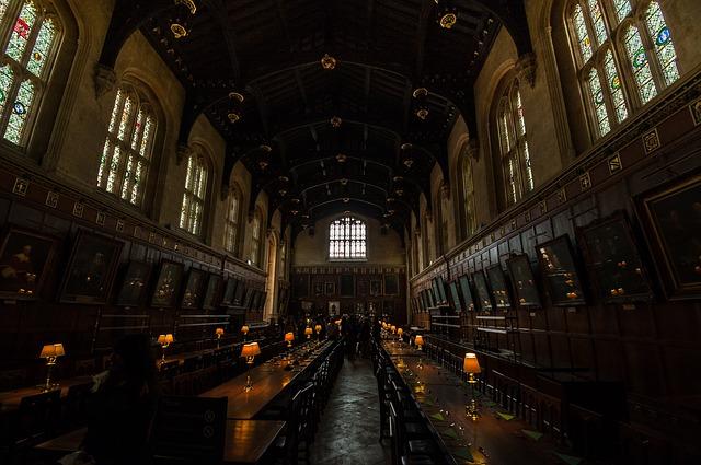 harry potter hogwart oxford