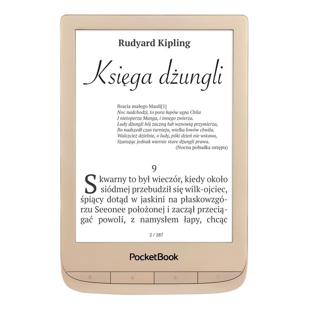 PocketBook Touch Lux 4 idealny na prezent dla kobiety na walentynki