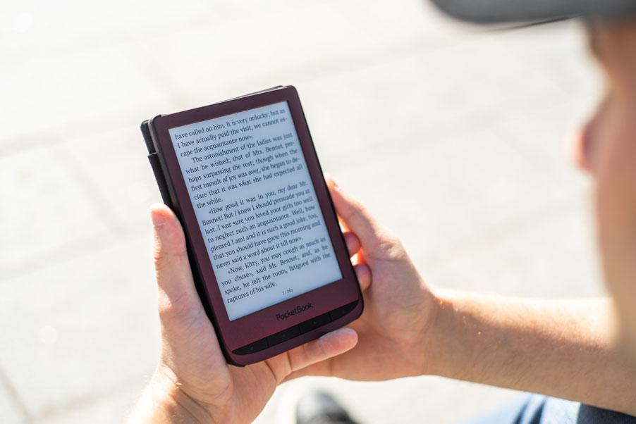 PocketBook Touch Lux 5 jaki czytnik wybrać?