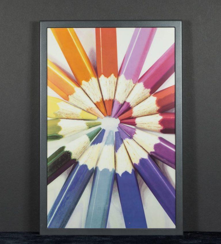 kolorowy e-papier e ink