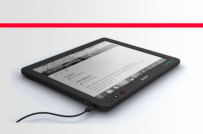 Dasung Paperlike Pro, Monitor do komputera, czytnik,