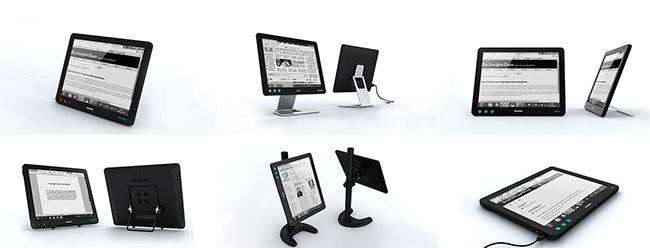 DASUNG, E Ink Carta™, ekran do komputera