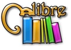 Logo programu Calibre- czyli programu do zarządzania biblioteką e-booków