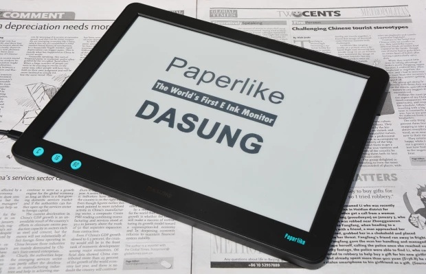 DASUNG E Ink Monitor Paperlike Pro, e-ink Carta
