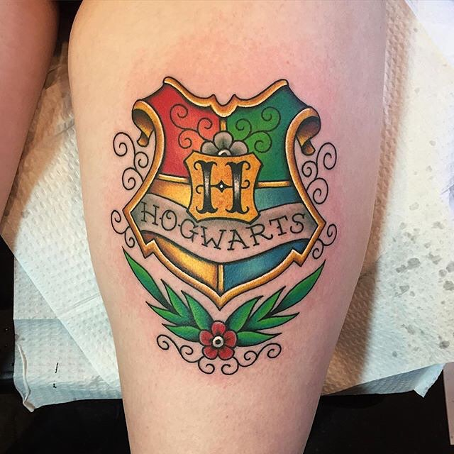Hogwarts, Harry Potter, książka, e-book, ebook