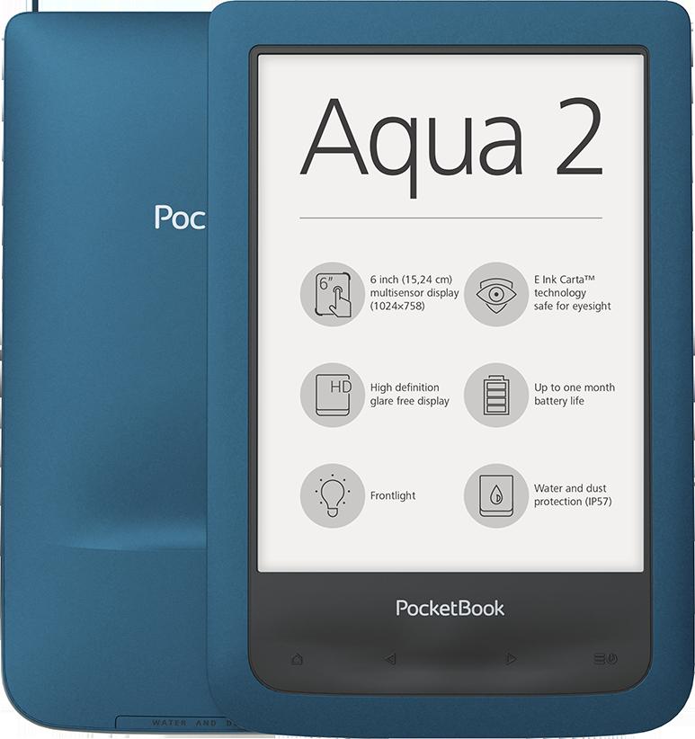 Czytnik e-book, PocketBook Aqua 2, ebook,