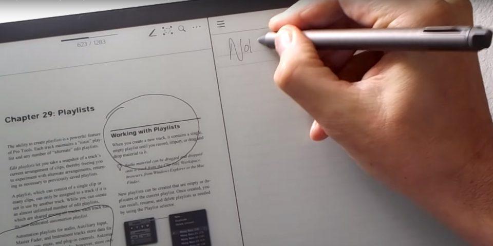 Sony-DPT-RP1, notatnik, czytnik PDF, ebook, e-book