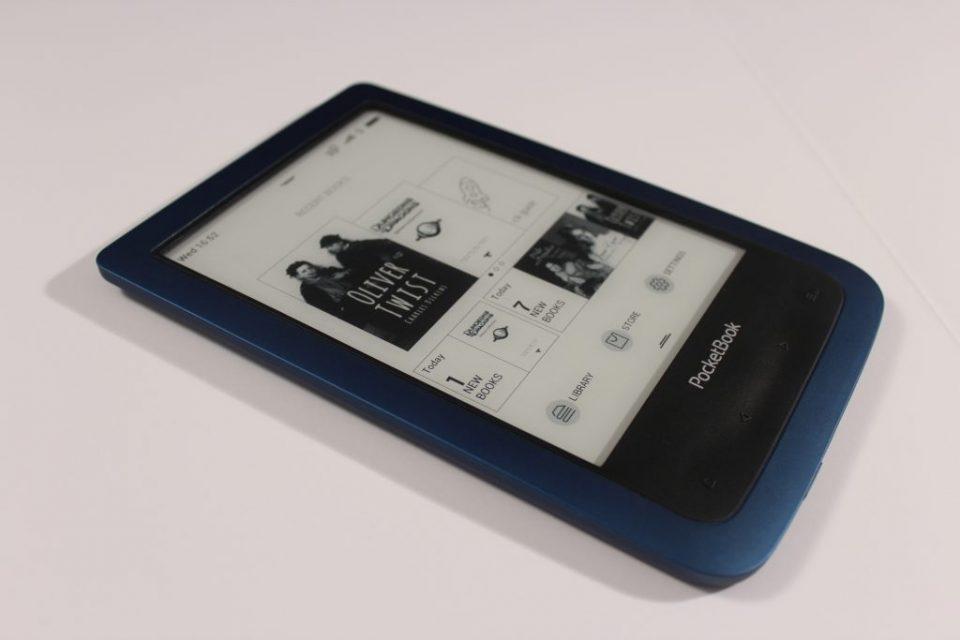 PocketBook Aqua 2, czytnik ebook, e-book
