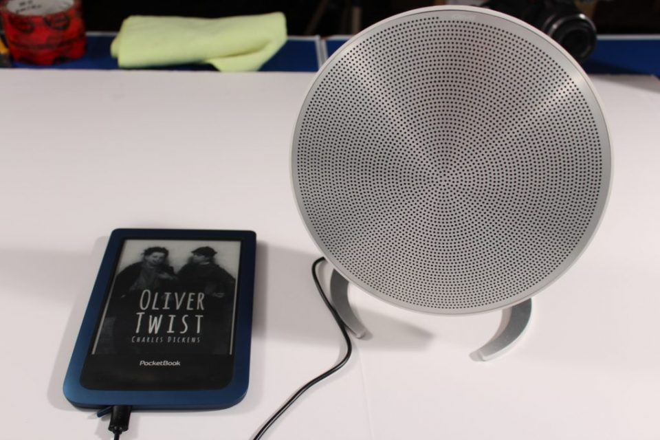 PocketBook Aqua 2, audio, czytnik e-book