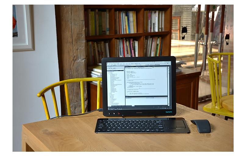 dasung-monitor, czytnik ebook8 cali PocketBook Touch bookeen Cybook