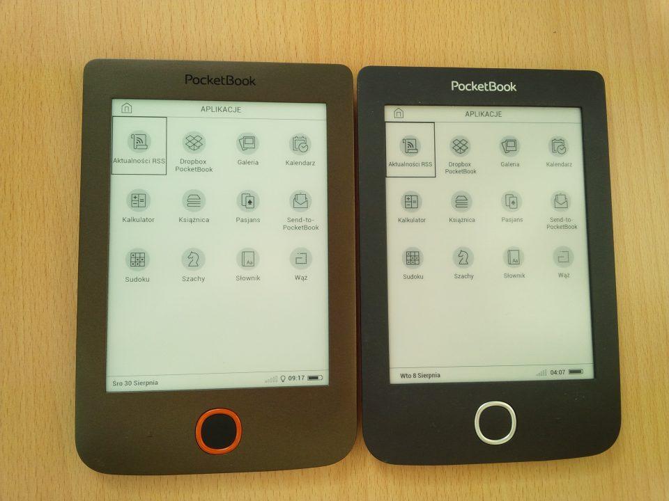 PocketBook Basic 3, PocketBook Basic Lux, czytnik ebookow, czytnik ebookow z podświetleniem, ebook reader,czytnik książek