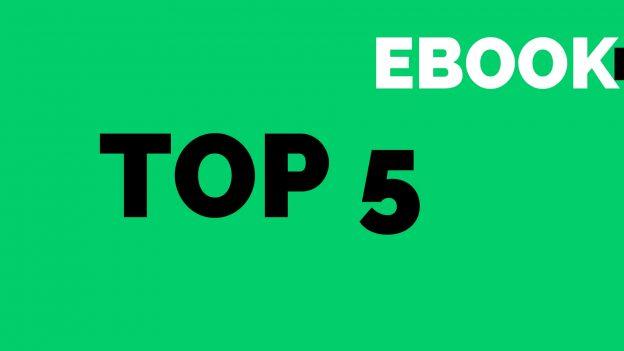 Top 5 ebook, czytniki na książki, ebook reader, to, king, Thomas Cullinan, Dave Eggers, Moggach Deborah