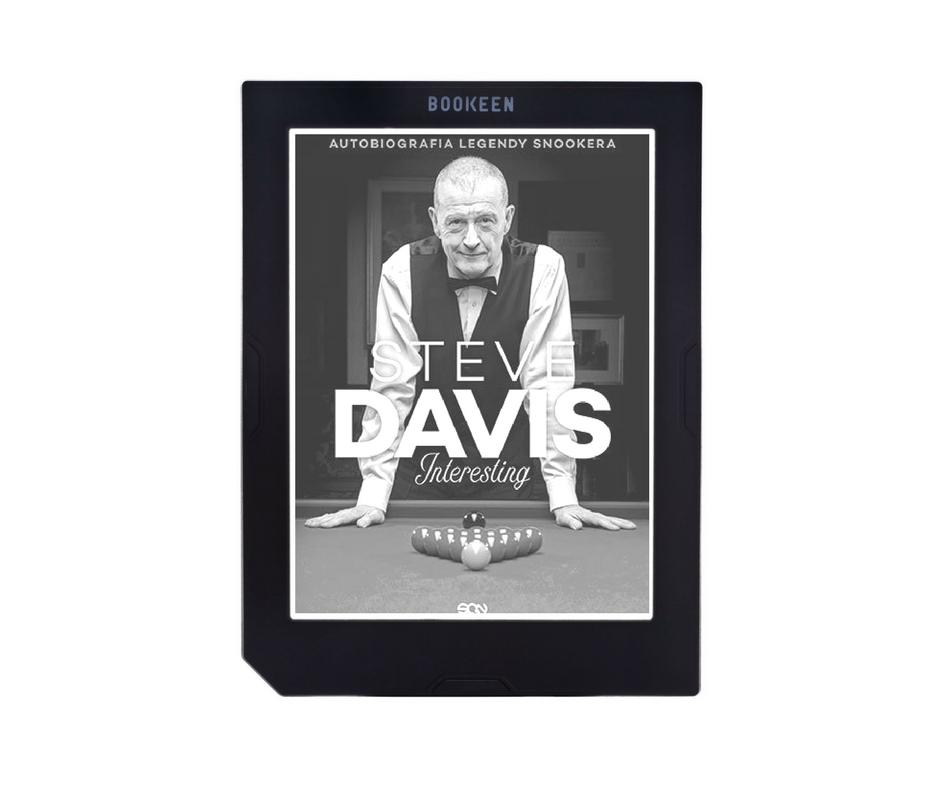 Bartosz Sałbut, Steve Davis, Steve Davis. Interesting. Autobiografia legendy snookera,