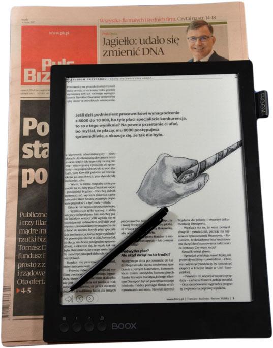 Onyx Book Max Carta, czytnik pdf, e-book reader, czytnik ebooków