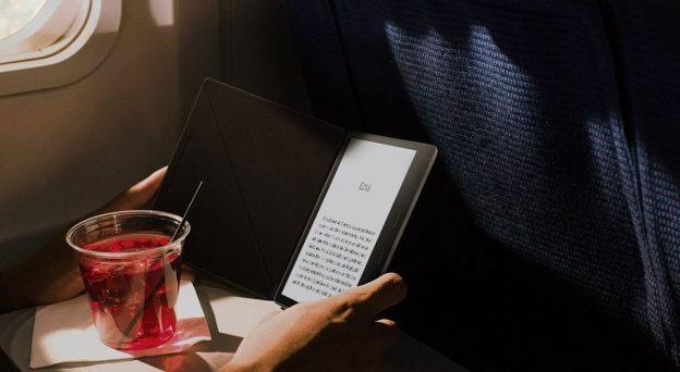 Kindle Oasis, Nowy czytnik, Amazon