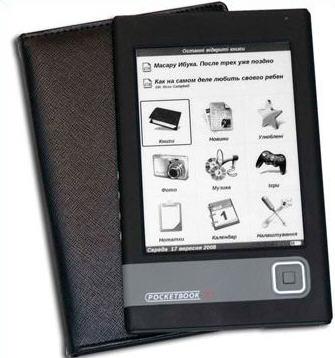 PocketBoook 301, czytnik ebooków, ebook reader, czytnik książek
