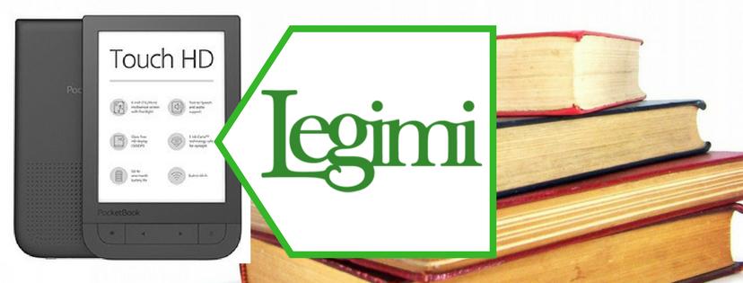 Legimi, czytnik ebooków, pocektbook, Kindle, Cybook, czytnik do czytania książek, e-book. ebook reader.