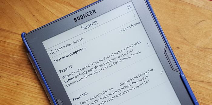 Bookeen Cybook słownik, czytnik książek,ebook reader pdf, czytnik ebook, czytnik ebookow z podświetleniem