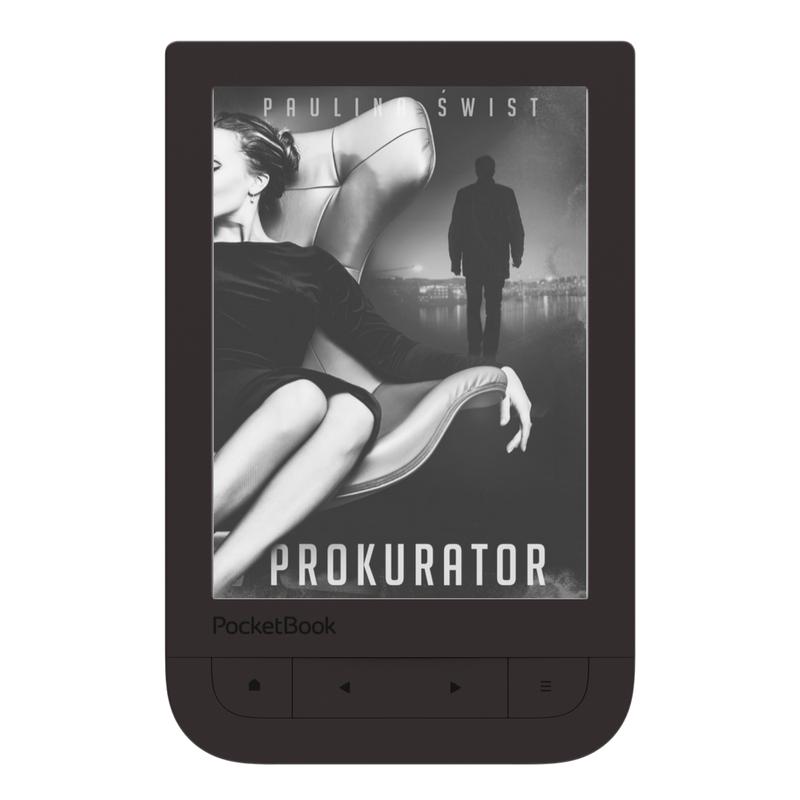 .Świst Paulina- Prokurator, ebook, książka, pozycja, perełka roku, bestseller, PocketBook HD2.