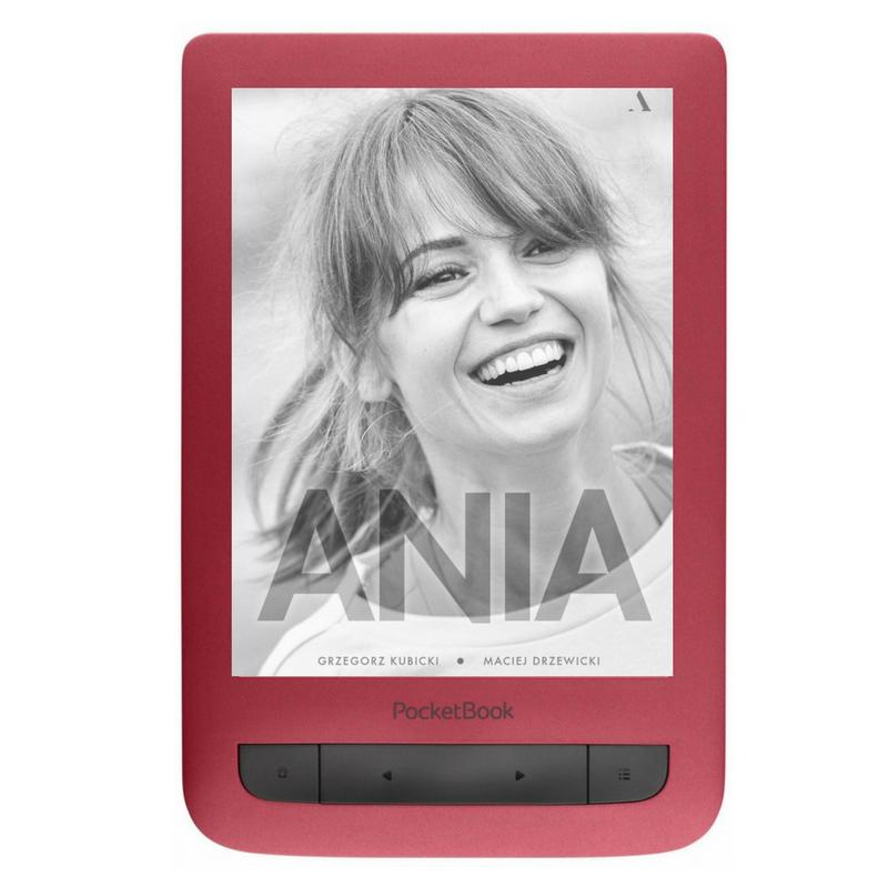Kubicki Grzegorz, Drzewicki Maciej - Ania. Biografia Anny Przybylskiej, ebook, książka, pozycja, perełka roku, bestseller, PocketBook HD2