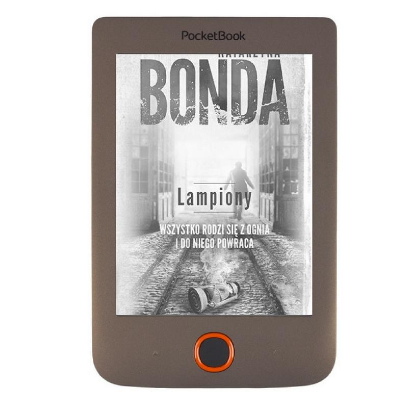 Bonda Katarzyna- Cztery Żywioły. Tom 3. Lampiony. ebook, książka, pozycja, perełka roku, bestseller, PocketBook Basic Lux