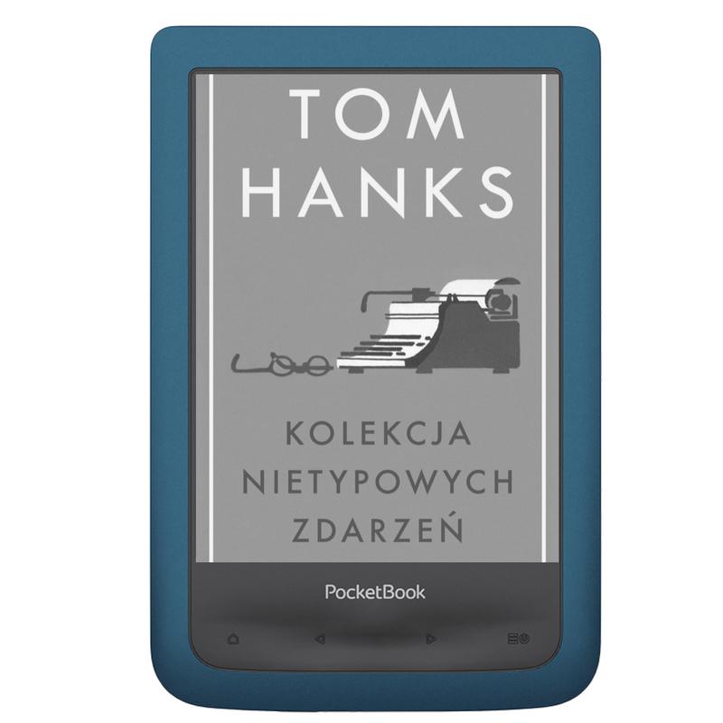 Hanks Tom- Kolekcja nietypowych zdarzeń, ebook, książka, pozycja, perełka roku, bestseller, PocketBook HD2