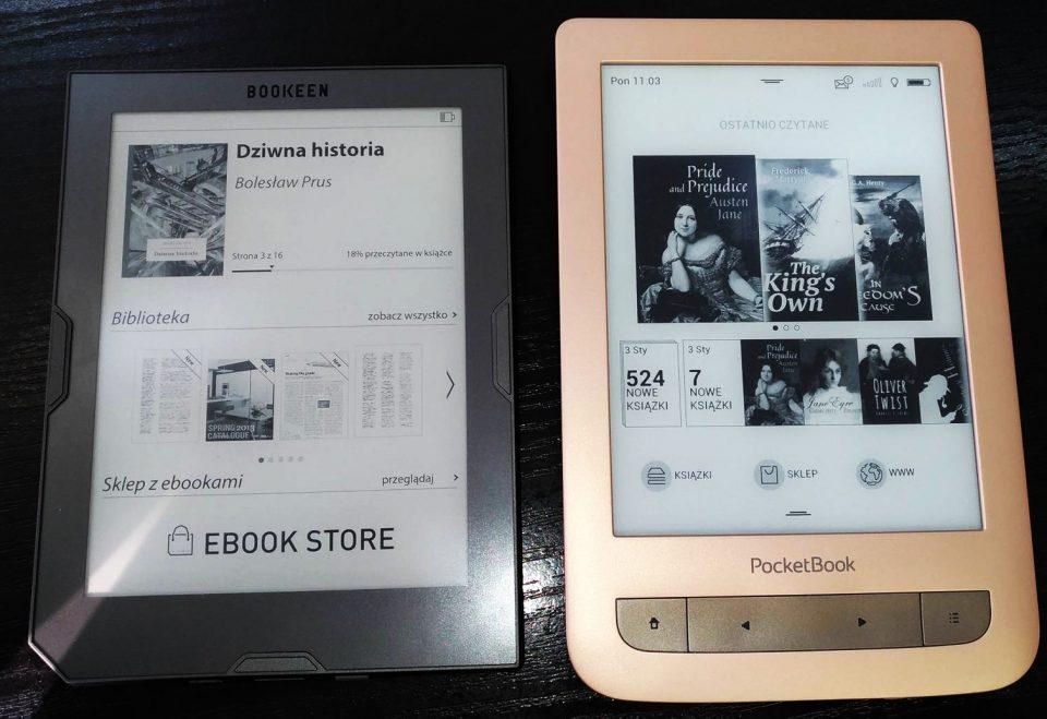 PocketBook Touch Lux 3, ebook reader, ebook, czytnik, czytnik ebooków, czytanie książek na czytniku