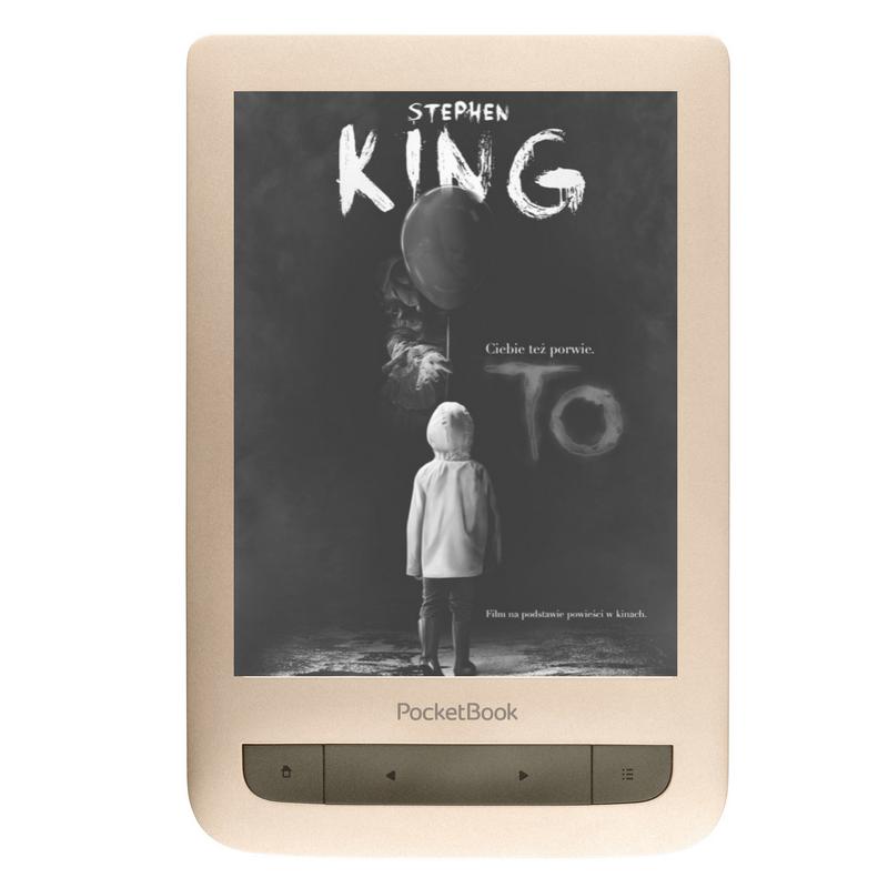 King Stephe-To, ebook, książka, pozycja, perełka roku, bestseller, PocketBook Touch Lux 3.