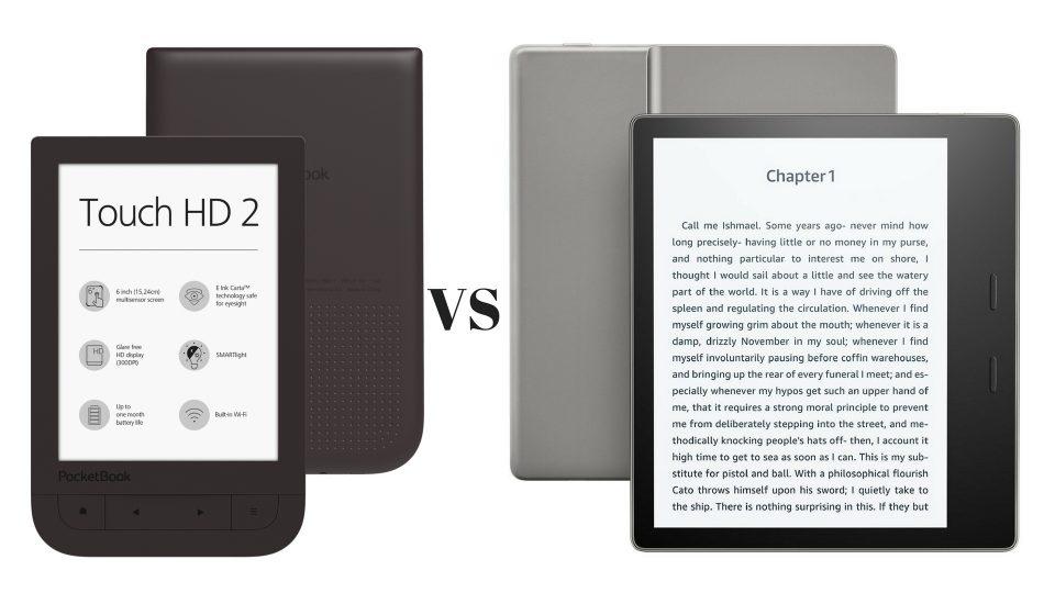 Kindle Oasis 2, PocketBook Touch HD 2, czytnik książek, ebook reader pdf, ebook reader , Bookeen Saga, czytnik ebooków, czytnik ebooków z podświetleniem, frontlight, ebook, czytnik książek elektronicznych, jaki czytnik ebookow,
