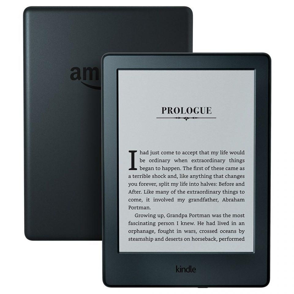 kindle 8 touch, ebook reader, ebook, czytnik, czytnik ebooków, czytanie książek na czytniku