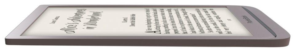 PocketBook InkPad 3 od boku, desgin, krawędzie, już dostępny w Polsce