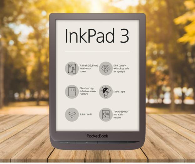 Nowy PocketBook Ink Pad 3 dostępny w Polsce.