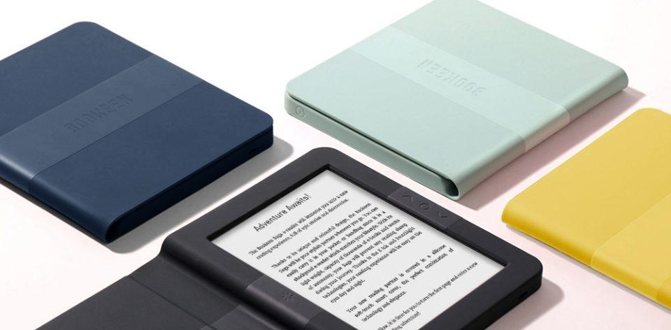 Kolorowe czytniki booken saga