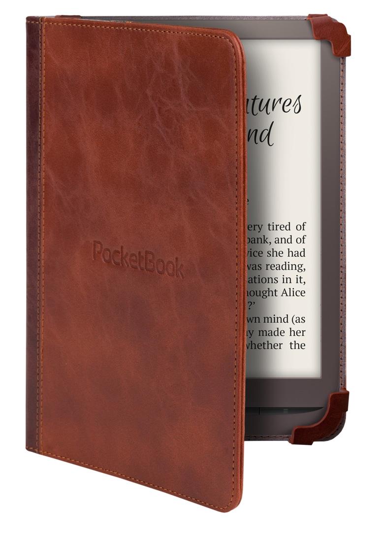 brązowe etui pocketbook inkpad 3