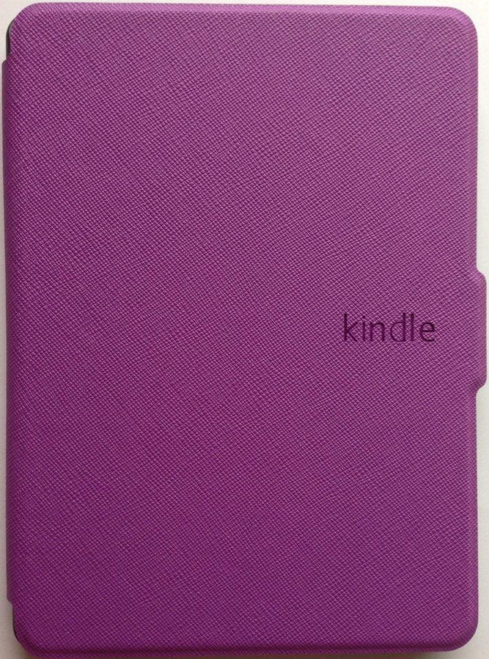 Etui na Kindle Touch w kolorze fioletowym dla kobiet prezent