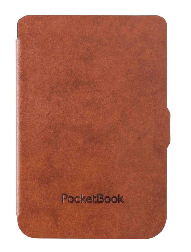 Solidne skórzane etui na czytnik Pocketbook