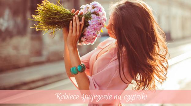 Kobiece czytniki idealne na prezent z okazji dnia kobiet.