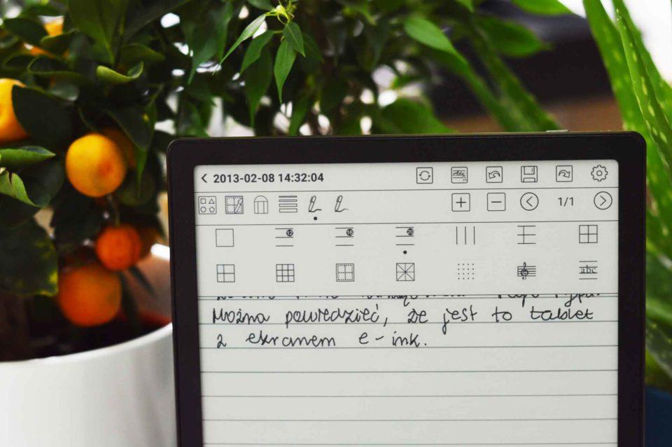 Onyx Boox Note notatnik