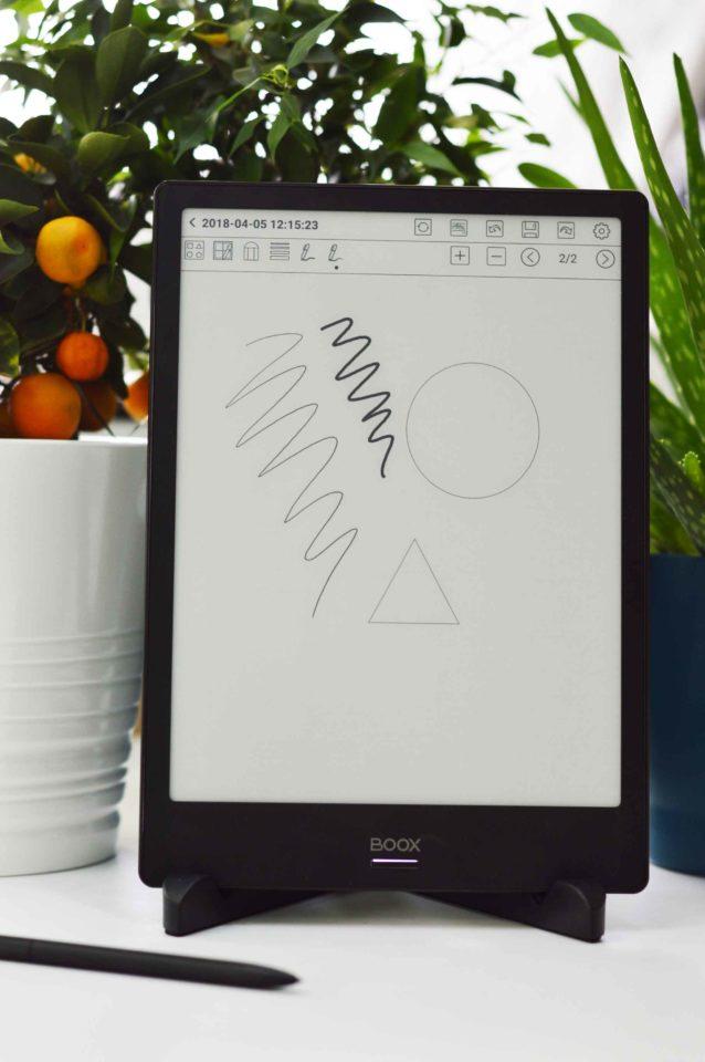 czytnik Onyx Boox Note notatnik