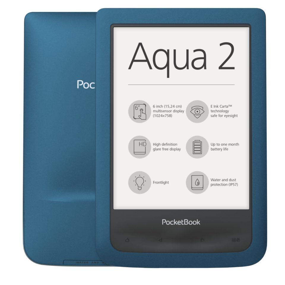 PocketBook 641 Aqua 2 na prezent na komunię na święta