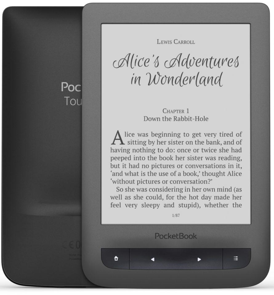 Czytnik PocketBook Touch Lux 3