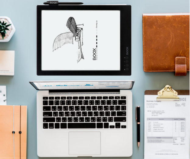 czytniki ebooków do profesjonalnych zastosowań