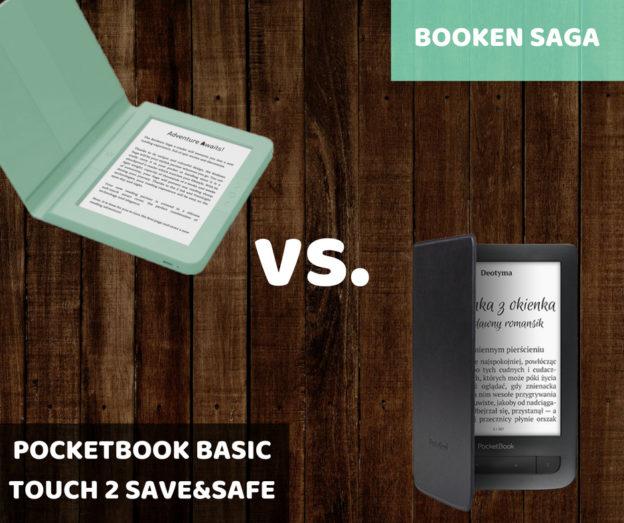 booken saga czy pocketbook basic touch 2 save&safe