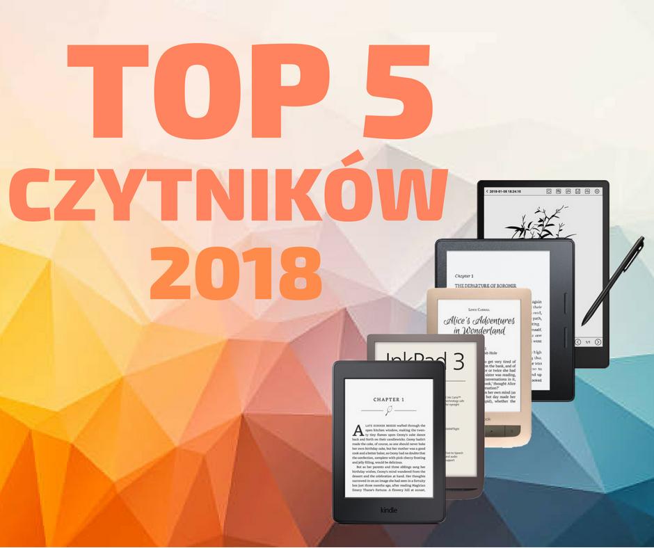 Najlepsze czytniki ebooków 2018