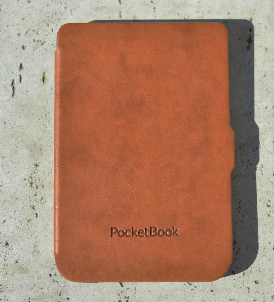 Najlepsze etui do czytników PocketBook etui shell do modeli: PocketBook 615 Basic Lux, PocketBook Basic 3, PocketBook Basic Touch oraz PocketBook 626(2) Touch Lux 3