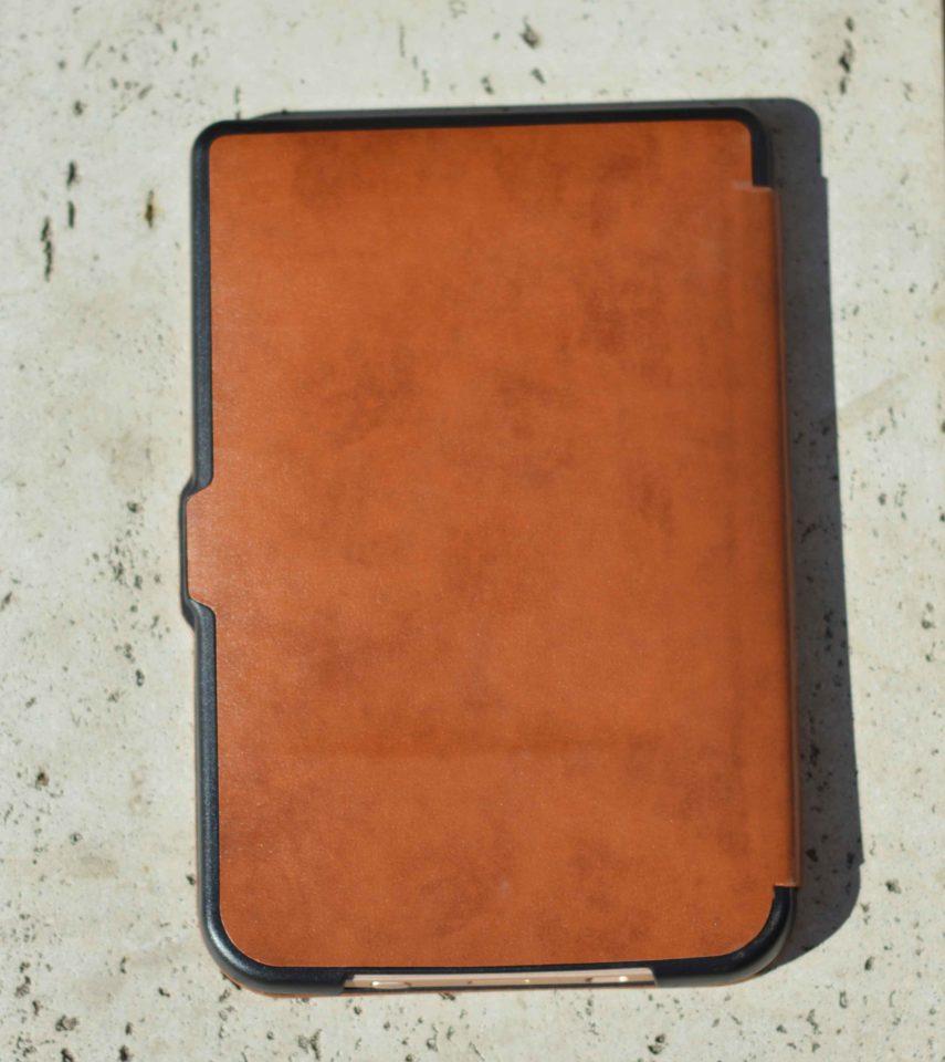Najlepsze etui do czytników PocketBook etui Shell do modeli PocketBook 615 Basic Lux, PocketBook Basic 3, PocketBook Basic Touch oraz PocketBook 626(2) Touch Lux 3